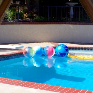 vinyl liner inground swimming pool